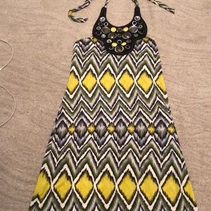 INC Halter Dress